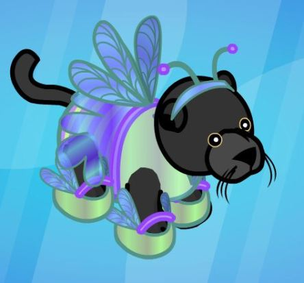 dragonfly costume - Webkinz Halloween Costumes