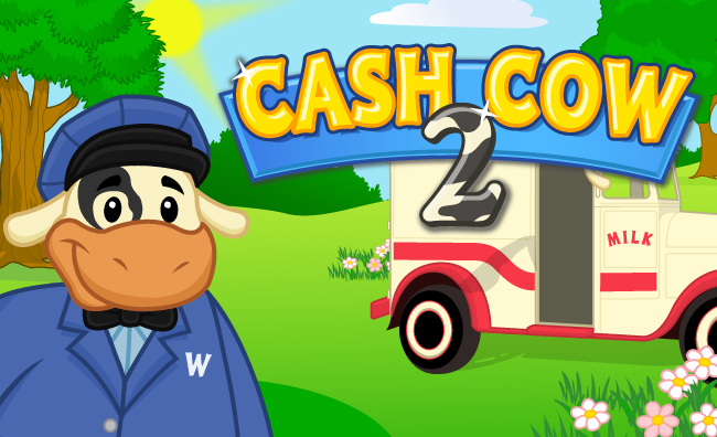 Webkinz cash cow game texas holdem online gambling