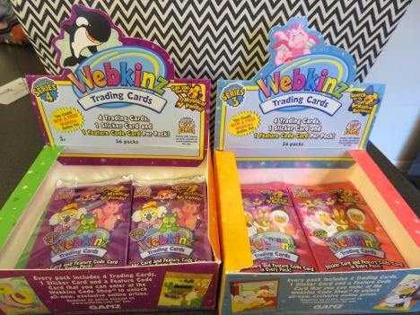 Webkinz Series 4 Trading Cards 90 Card Set