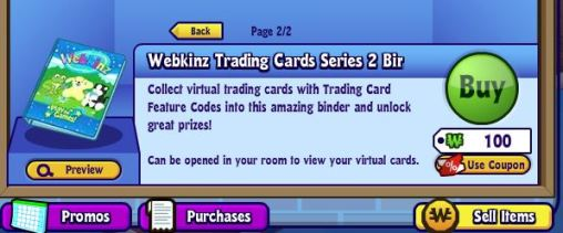 Webkinz trading cards series 2 virtual trading cards crazy 4 webkinz honestly just looking at the cards in the binders isnt too exciting to me but there is something about the virtual cards that i think is really cool sciox Choice Image